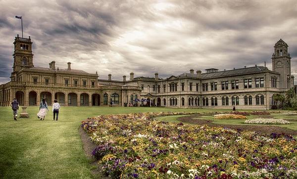 Werribee Mansion - Victoria - Australia