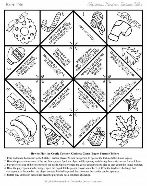 Best 25+ Paper fortune teller ideas on Pinterest Fortune teller - cootie catcher template