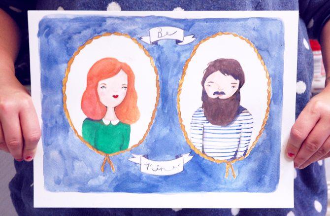 couple Portraits - Ella Masters