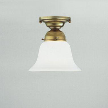 Fabulous SMILLA klassische Deckenlampe mit verschiedenen Glasschirmen von Berliner Messinglampen g nstig kaufen in Ihrem Lampen Onlineshop