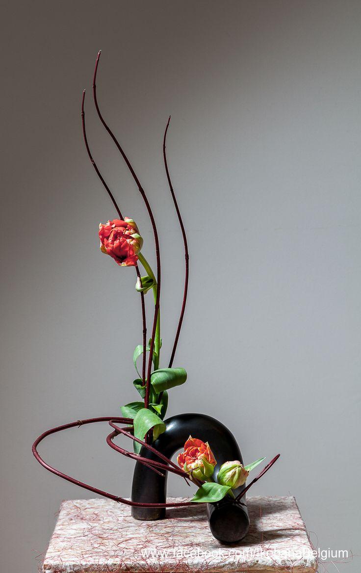 300 Best Ikebana Images By Sandra Brown On Pinterest Flower