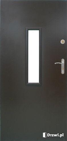 Produkt:  Drzwi URAN świetlik (MAR-DOM)