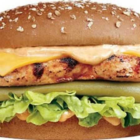 Carl's Jr. Santa Fe Chicken Sandwich By Todd Wilbur