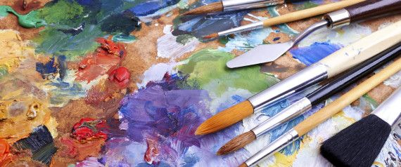 9 Art Therapy Techniques To Help You De-Stress In 2015