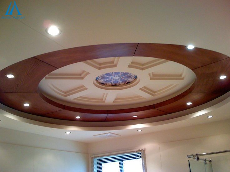 Modern False Ceiling Design and Construction Work by Team AAA