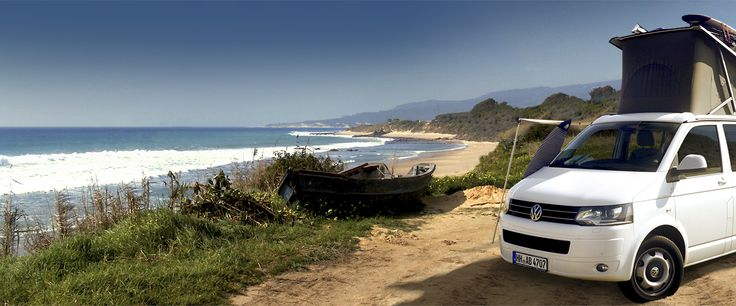 Ahoi Bullis - VW T5 California Bullis mieten