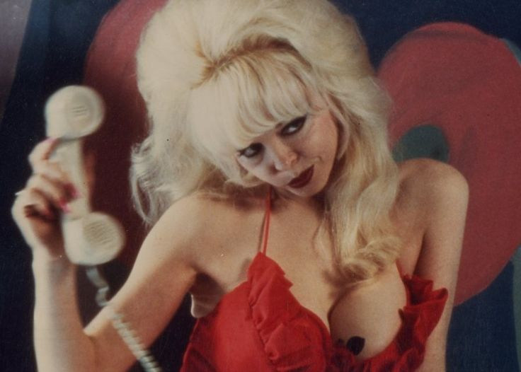 angelyne 80s - photo #4