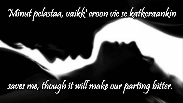 Olet uneni kaunein w/lyrics (english, finnish) - Johanna Kurkela