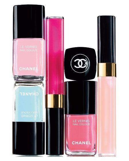 CHANEL Summer 2010 Makeup Collection: LES POP-UP DE CHANEL