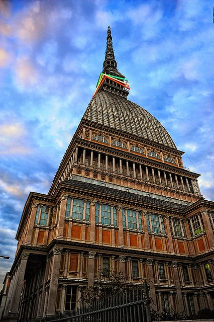Mole Antonelliana - Turin, province of Turin , Piemonte region Italy