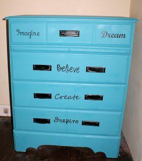 Coley's Corner: Dresser M