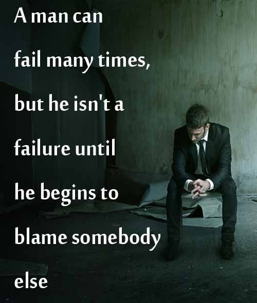 Inspirational Quotes About Failure: Best 25+ Failure Quotes Ideas On Pinterest
