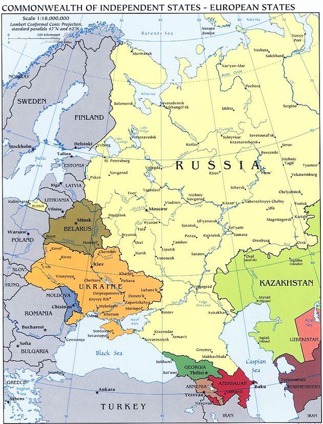Johnson's Russia List ... http://www.russialist.org