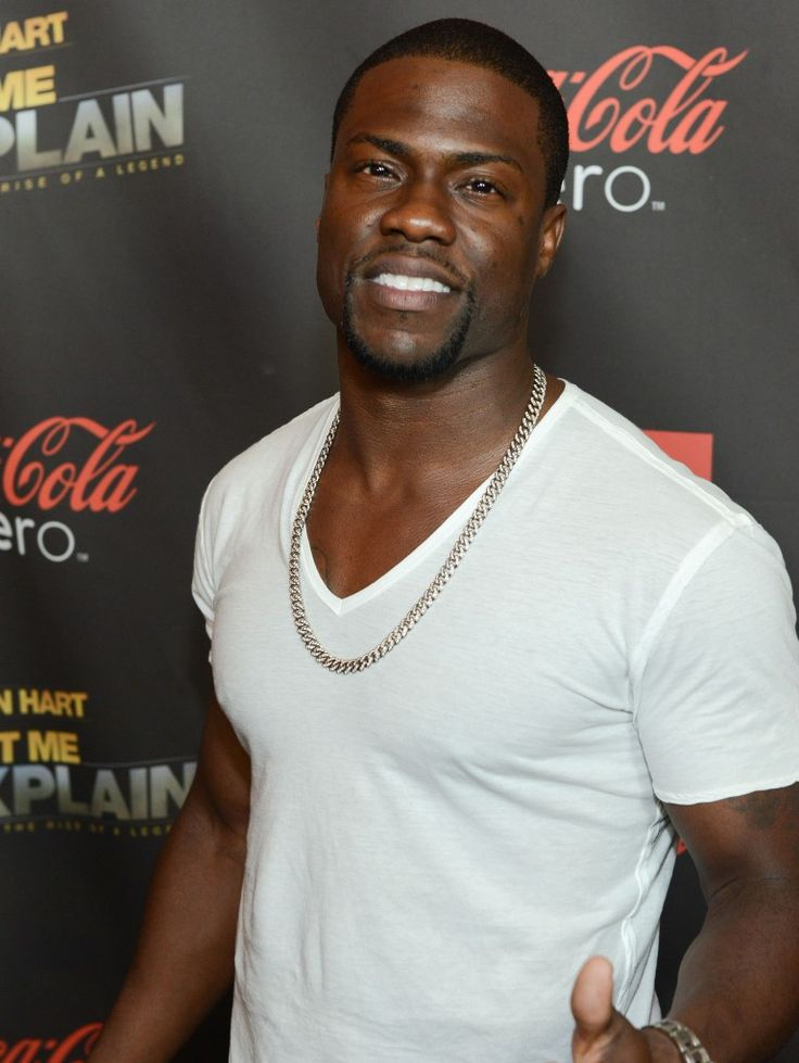 Kevin Hart ♡ Comedian, Actor. You've seen him in tons of movies and you loved his HILARIOUS stand up comedy shows. ALRIGHT ALRIGHT ALRIGHT!!! Haha! You know you love him. ;)
