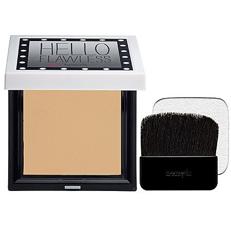 'Hello Flawless!' Powder Foundation - Benefit Cosmetics | Me Vain? Champagne