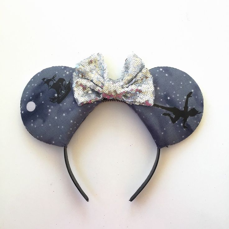A personal favorite from my Etsy shop https://www.etsy.com/listing/256953433/peter-pan-ears-peter-pan-disney-ears