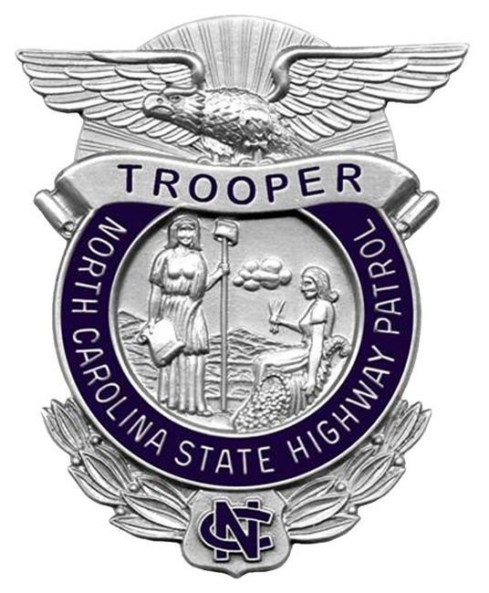 North Carolina State Highway Patrol, My husband a true hero!  I am so proud of him!