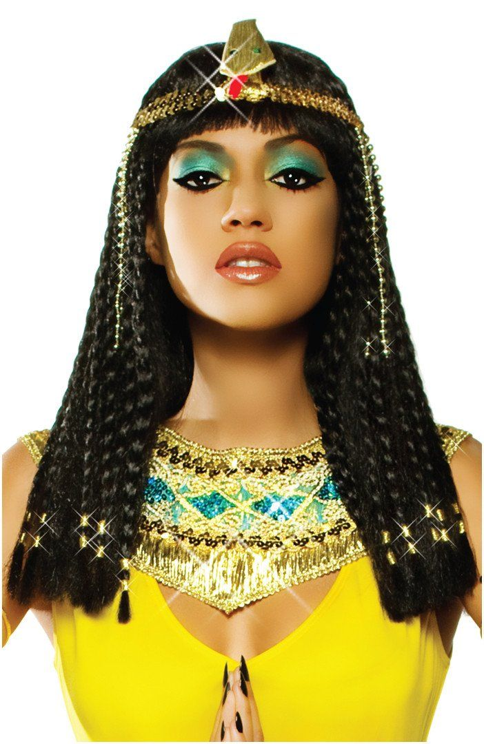 Goddess Cleopatra Wig