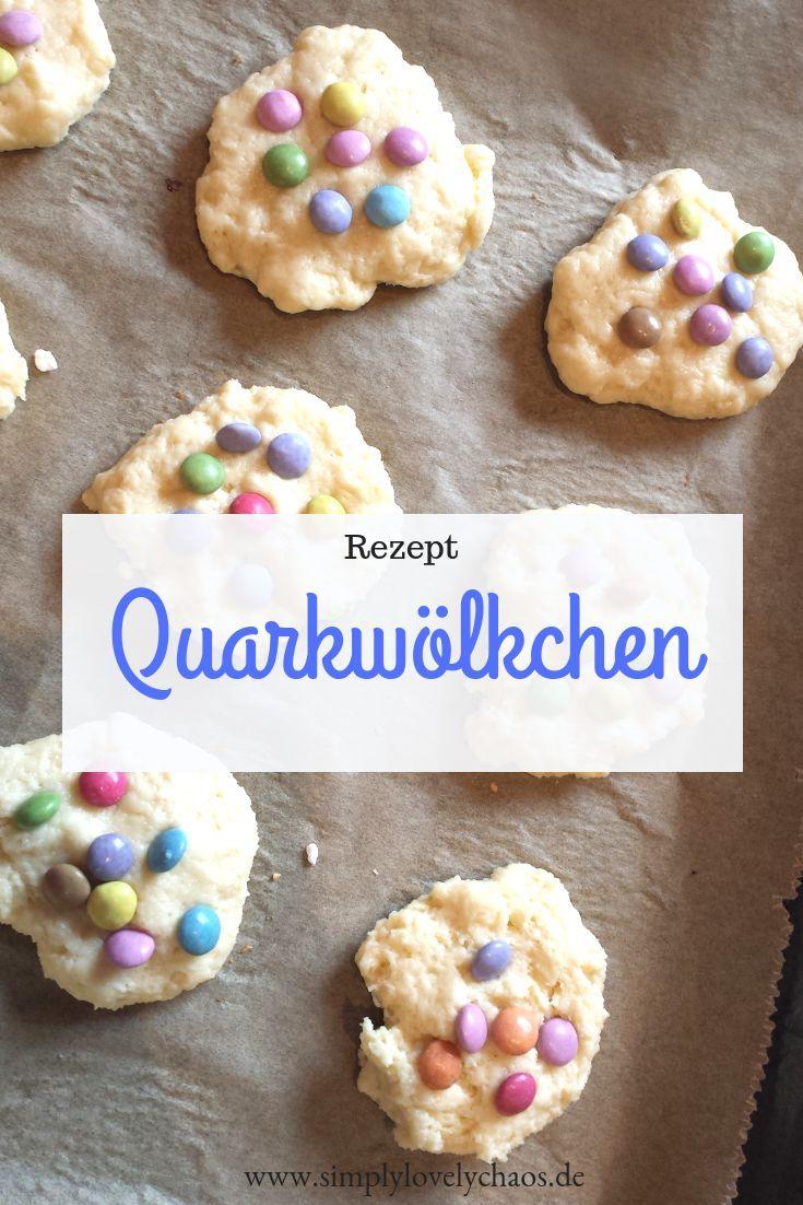 Quarkwölkchen Rezept – mit Beeren, Nüssen oder Schokolade – Essen & Trinken / Eat & drink