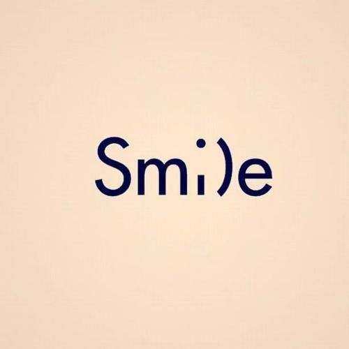 Be happy and smile!