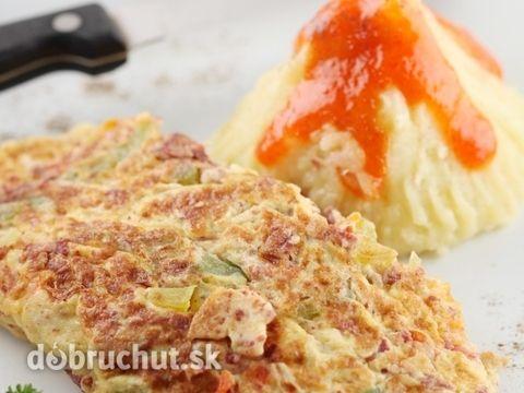 Dokonalá omeleta
