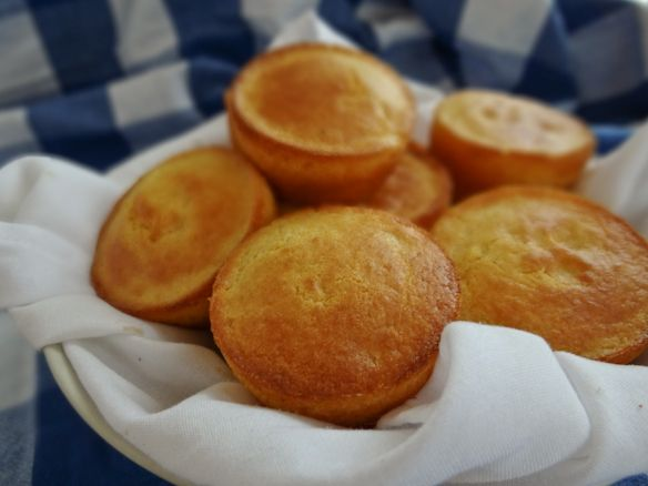 Soul Food Southern Corn Muffins