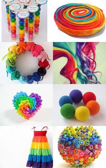"""""""rainbow color"""""""