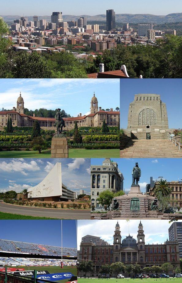 Pretoria - Wikipedia, the free encyclopedia