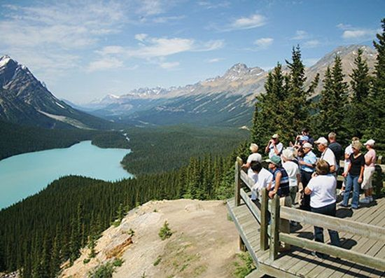 Grand Canadian Rockies - Prepare to be dazzled on Tauck's action-packed western Canada tour.