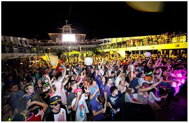 A Rave on a Boat? Holy Ship!!