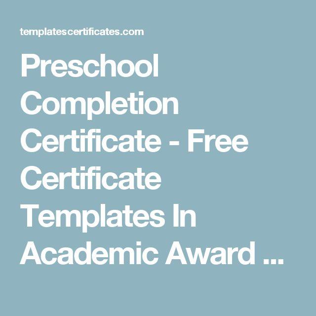Viac ako 25 najlepších nápadov na tému Award templates free na - free award certificate templates