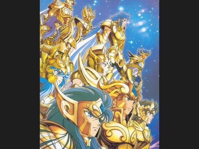 ¿Cual es tu caballero de oro favorito de caballeros del zodíaco?