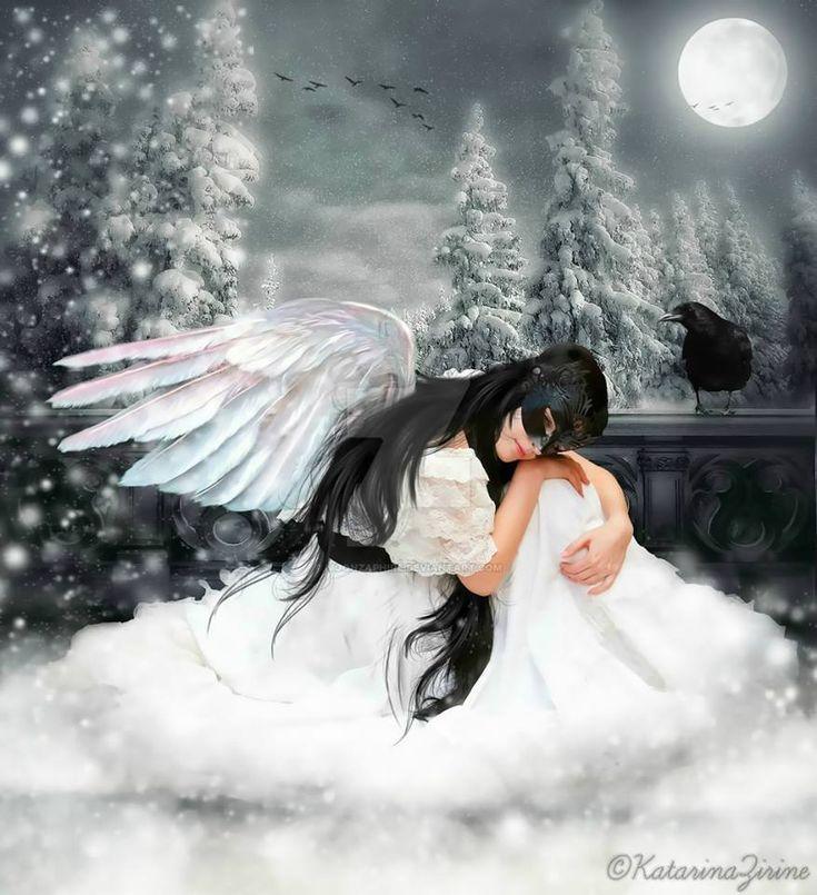 создай своего ангела картинки
