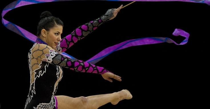 Melhores imagens do Pré-Olímpico de ginástica rítmica - Fotos - UOL Olimpíadas 2012