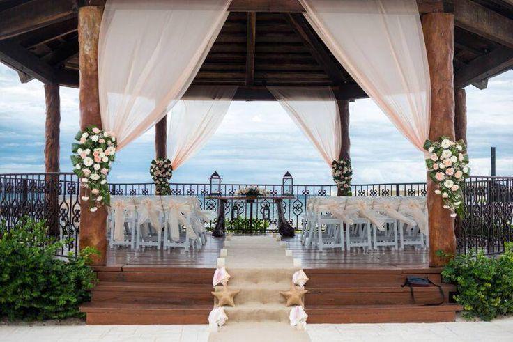 A quaint wedding at Hyatt Zilara Cancun