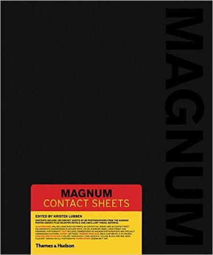 Magnum Contact Sheets http://streetto.gs/books/magnum-contact-sheets/ #streettogs