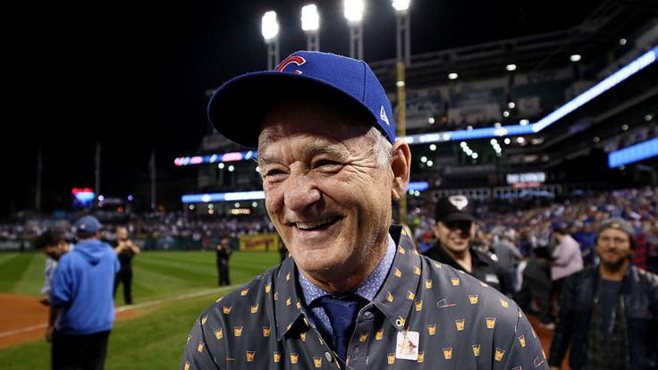 Chicago Public Schools may have dodged a teacher strike this year, but it might not get out from an elated Bill Murray's enthusiasm for the Chicago Cubs' Wednesday night World Series champion game.