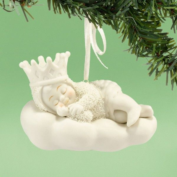 Sleeping Beauty Ornament