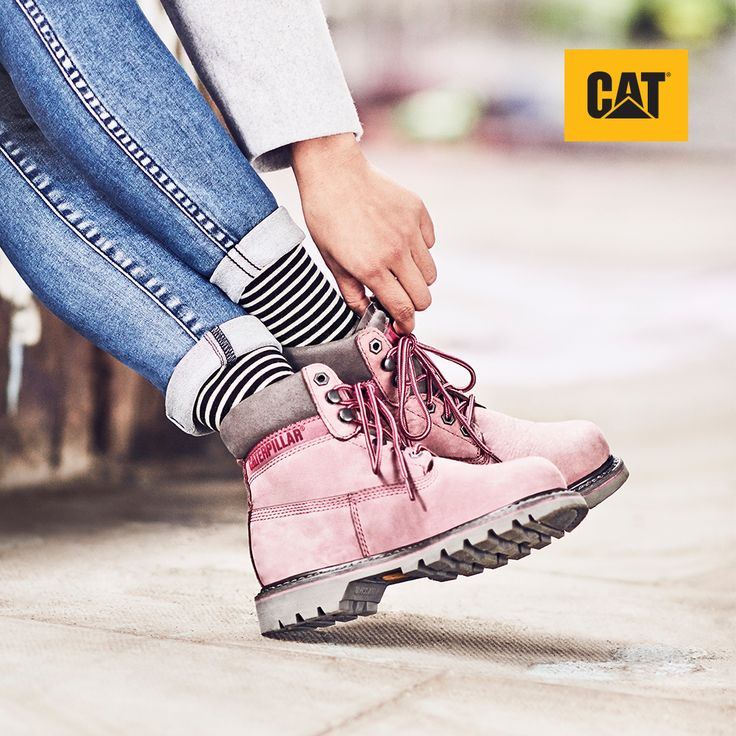 Shop the collection of CAT boots at USC!