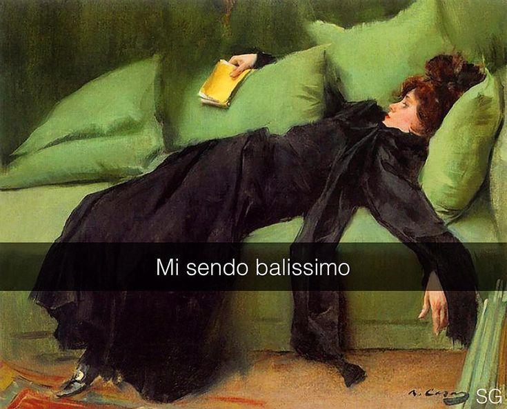 Decadenza - Ramon Casas (1899)  ________________  Se i quadri potessero parlare è diventato un libro! MAI 'NA GIOIA È IN TUTTE LE LIBRERIE ANCHE SU IBS E AMAZON!  ________________  #seiquadripotesseroparlare  #StefanoGuerrera