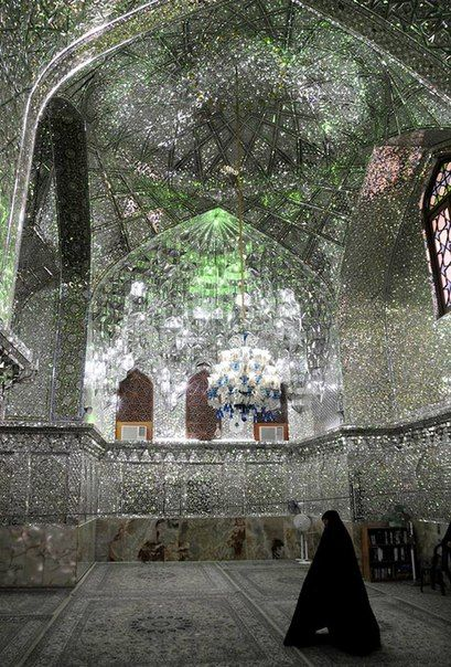Mirror Mosque, Shiraz, Iran | #Information #Informative #Photography