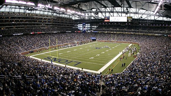 Ford Field - Detroit Lions