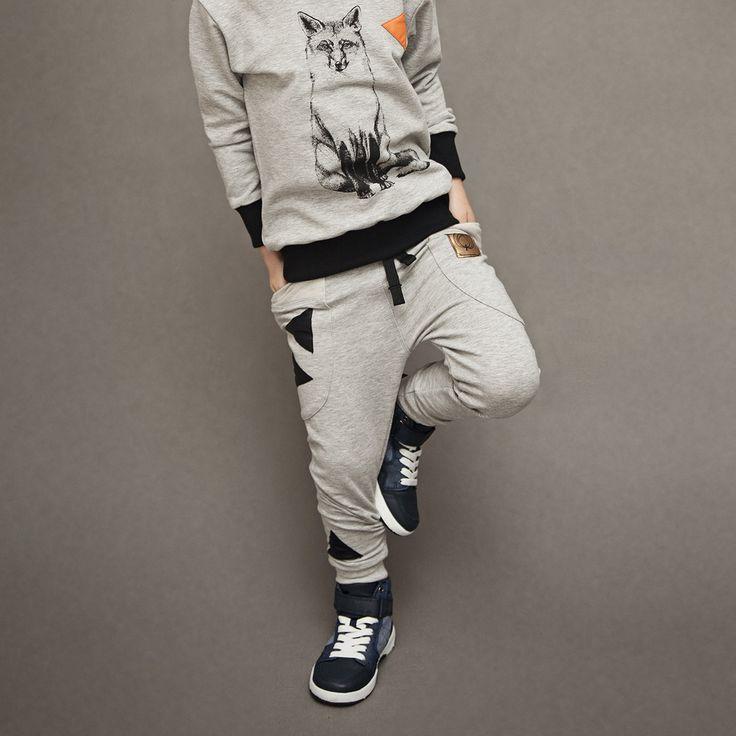 AW 2015/2015  kids pants by WataCukrowa