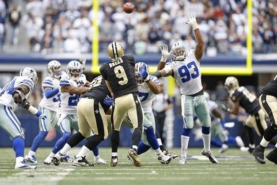 Saints vs. Cowboys
