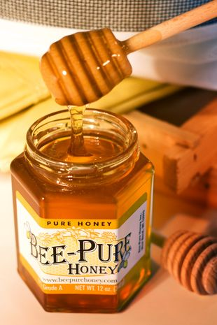 All-Natural Bee-Pure Honey Products- http://www.beepurehoney.com/all-natural-honey-products.html