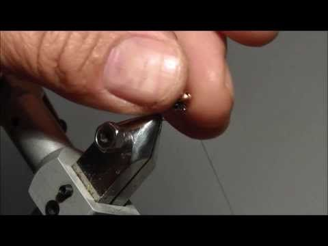 Fly Tying Patterns - video showing you how to tie a Sink Hammer fly that avoids snags and catches fish.
