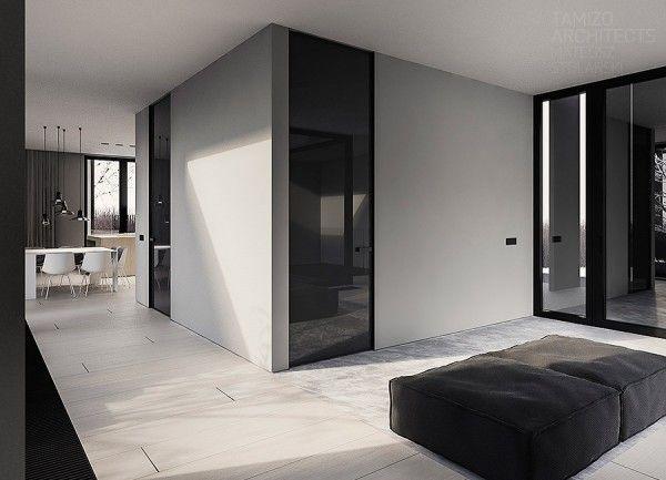Q House Single Family House Interior Design, Grudziądz