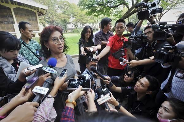 8 Kapal Ikan Malaysia dan Filipina Ditangkap - Bisnis.com