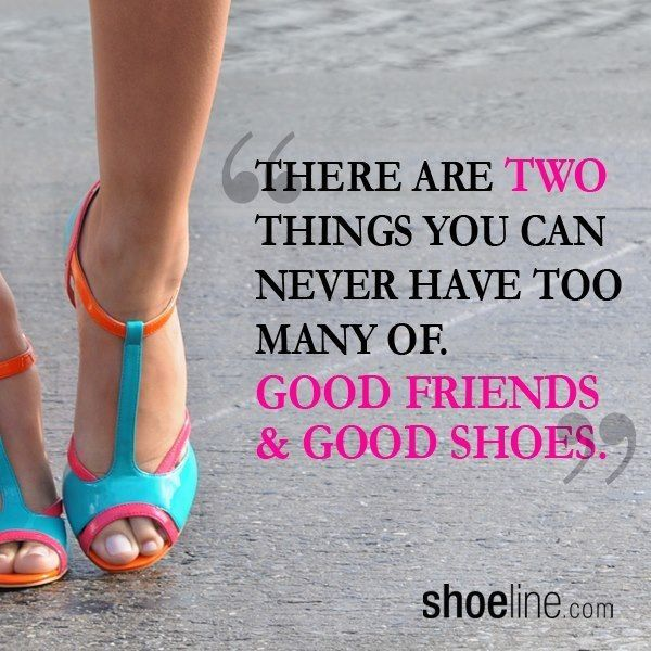 Friends & shoes