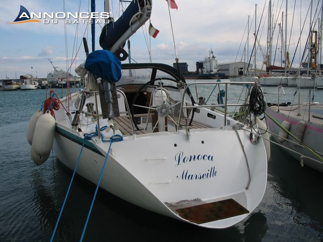 FERRU YACHTING 41 ALU occasion 1987 - Voiliers 12 - 14 m